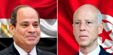 السيسي يستقبل رئيس تونس في زيارة تستمر 3 أيام