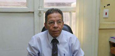 الدكتور أسامة عبد الحي، أمين عام الأطباء