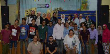 أعضاء مبادرة حقي في التعليم