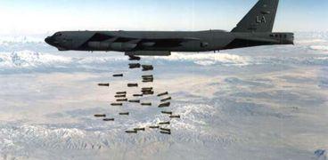قاذفة القنابل بي 52 الأمريكية تعود مجددا للخليج