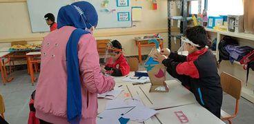 جانب من أنشطة المدارس المصرية اليابانية