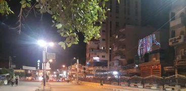 حملات لإغلاق المحلات في كفر الشيخ