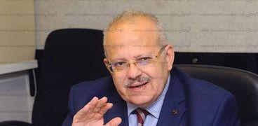 رئيس جامعة القاهرة الدكتور محمد عثمان الخشت