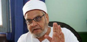 الدكتور أحمد كريمة - أستاذ الفقه المقارن بجامعة الأزهر