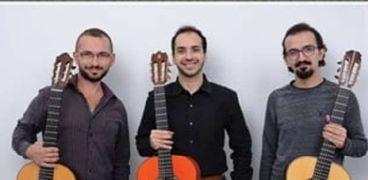 فرقة ثلاثي الجيتار