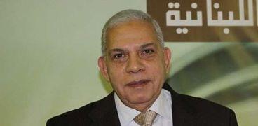الدكتور محمد رشاد رئيس اتحاد الناشرين العرب