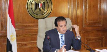 الدكتور خالد عبدالغفار ..  وزير التعليم العالي  و البحث العلمي