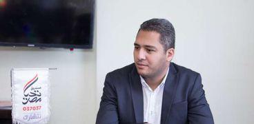 محمد مختار، المتحدث باسم صندوق «تحيا مصر»