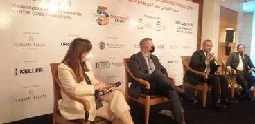 خالد عباس : الدولة ستضخ حوالى 400 مليار جنيها سنويا خلال الفترة المقبلة بشكل في القطاع العقاري
