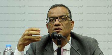 الكاتب الصحفي محمود مسلم رئيس تحرير جريدة «الوطن»