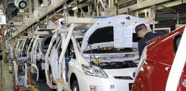 مصنع تويوتا فى الفلبين