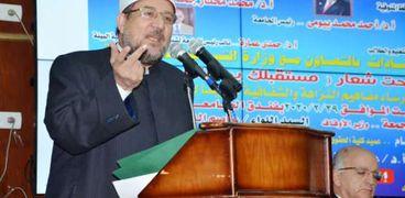 د.محمد مختار جمعة - وزير الأوقاف