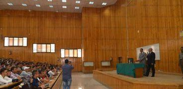محاضرات كلية الحقوق