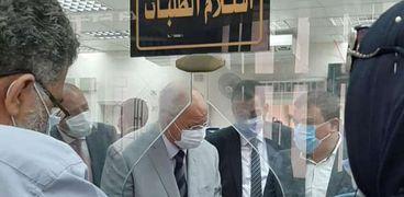 متابعة استلام طلبات التصالح بالقاهرة