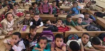 اجراءات احترازية مشددة داخل المدارس لمنع انتقال عدوي كورونا
