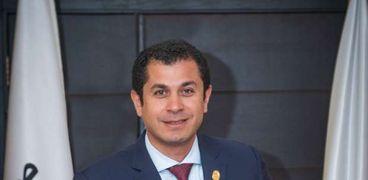 تامر عبد الفتاح المدير التنفيذي لصندوق تحيا مصر