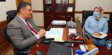 مساعد وزيرة التضامن خلال حواره مع «الوطن»