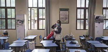 المدارس في ووهان