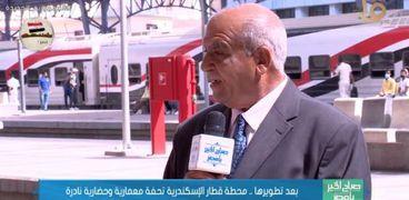 المهندس حسين الرشيدي