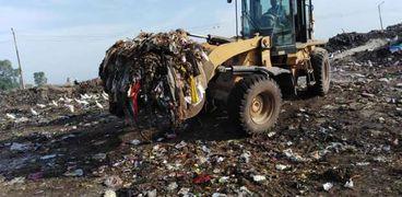 معدات جمع القمامة ارشيفية