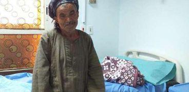 عم عشور ضحية التنمر من 3 شبان في سوهاج