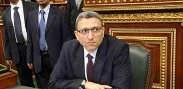 المستشار أحمد سعد، أمين عام عام مجلس النواب السابق