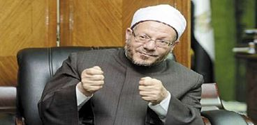 الدكتور شوقي علام مفتي الجمهورية
