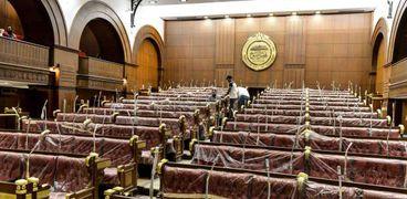استعدادات مجلس الشيوخ