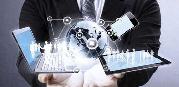 التكنولوجيا تقود النمو في العام الجديد