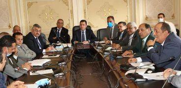 لجنة الصناعة بمجلس النواب