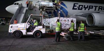 الصحة: مصر استقبلت 2 مليون و350 ألف جرعة أسترازينيكا من ألمانيا حتى الآن