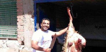 مصطفى جزار متطوع