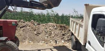 محافظة سوهاج: رفع 995 طن قمامة ومخلفات صلبة