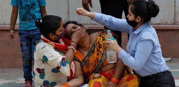 أوضاع فيروس كورونا في الهند