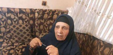 سيدة كفر الشيخ المضروبة