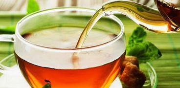 الكمية المسموح بتناولها من الشاي يوميا