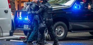 الشرطة الأمريكية.. صورة أرشيفية