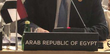 الدكتور هشام عزمي رئيس دار الكتب والوثائق القومية