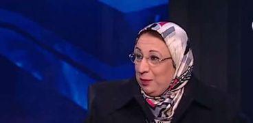 النائبة إيناس عبد الحليم، عضو مجلس النواب