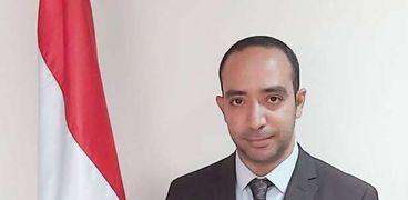 المهندس محمد غانم .. المتحدث باسم وزارة الموارد المائية والري