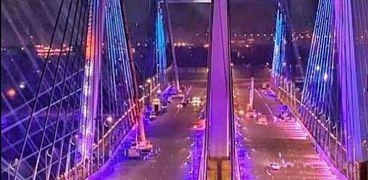 المتحدة تستعد لعروض مبهرة على كوبري تحيا مصر