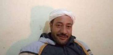 عبد الله حارس الأمن بتل الربع