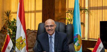 د. عماد عتمان القائم بأعمال رئيس جامعة طنطا