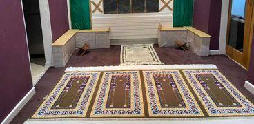 طريقة عمل ركن للصلاة في البيت لشهر رمضان 2021