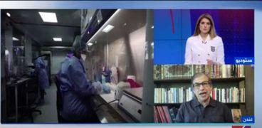 الدكتور أحمد المشتت طبيب جراح بالمسشتفى الملكي في بريطانيا