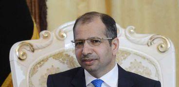 رئيس البرلمان العراقي-سليم الجبوري-صورة أرشيفية
