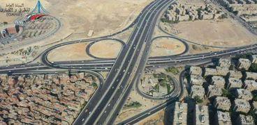 مشروع تطوير الطريق الدائري