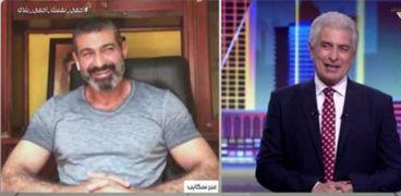 مداخلة ياسر جلال مع وائل الإبراشي