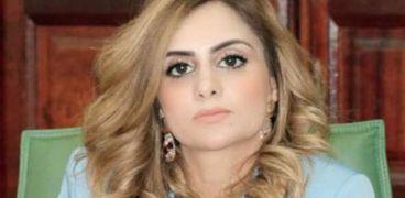 أميرة شرف الدين عضو البرلمان العربي