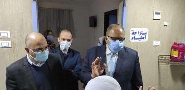 تشغيل عمليات طوارئ جديدة بمستشفى بني سويف الجامعي أول فبراير